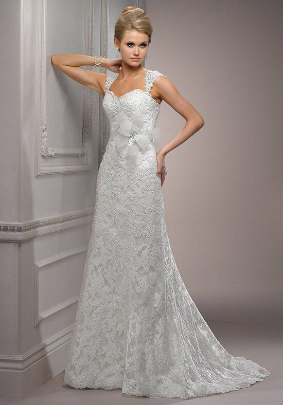 Maggie Sottero Lorie A-Line Wedding Dress