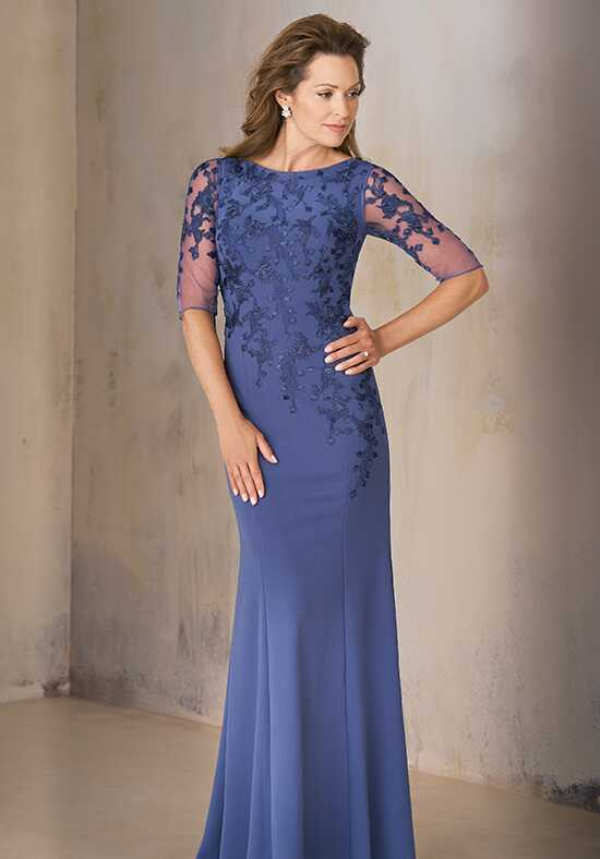 Jade Couture K208002U Purple Mother Of The Bride Dress
