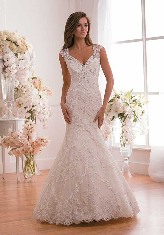Jasmine Collection F171013 Mermaid Wedding Dress