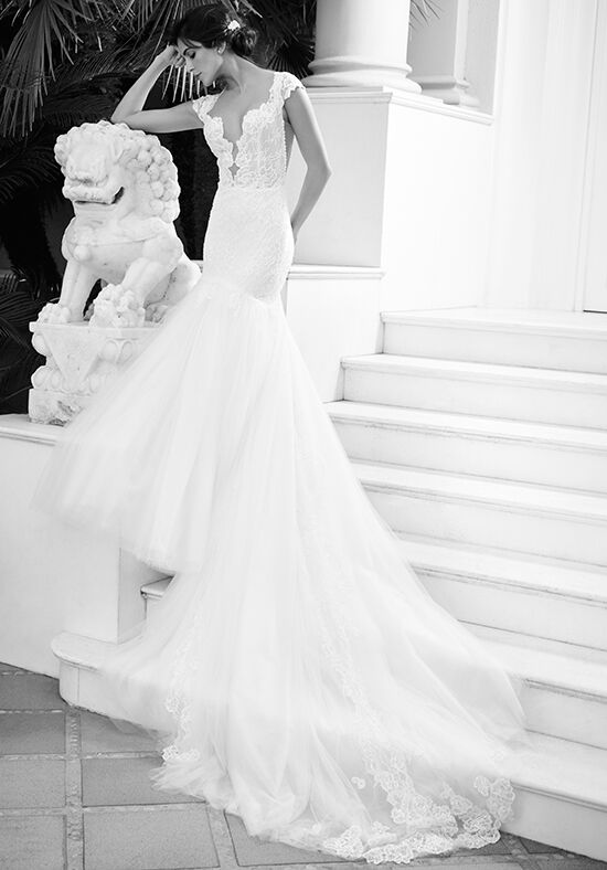 Alessandra Rinaudo Collection LISA AR 2018 Mermaid Wedding Dress