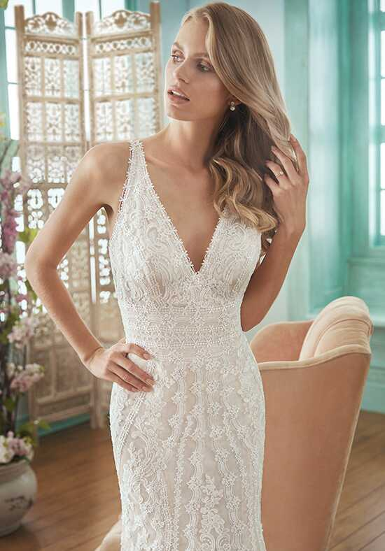 Jasmine Collection F201012 Mermaid Wedding Dress