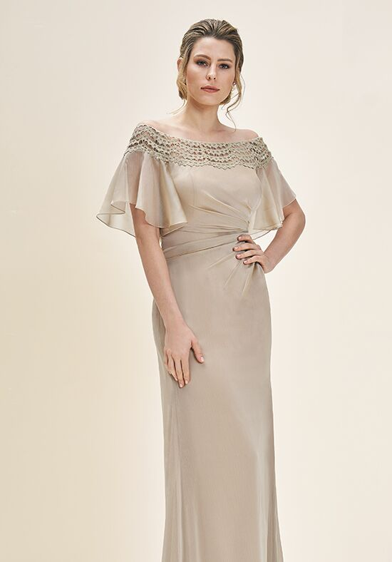 Jade J195055 Ivory Mother Of The Bride Dress