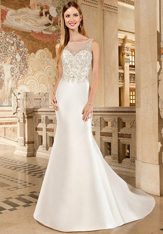 Demetrios 3213 Mermaid Wedding Dress