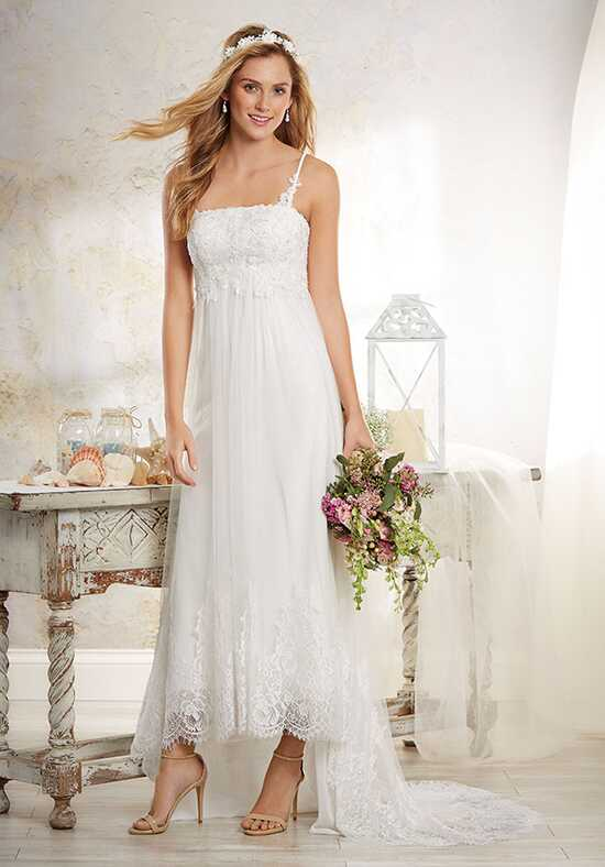 Alfred Angelo Modern Vintage Bridal Collection 8547 A-Line Wedding Dress