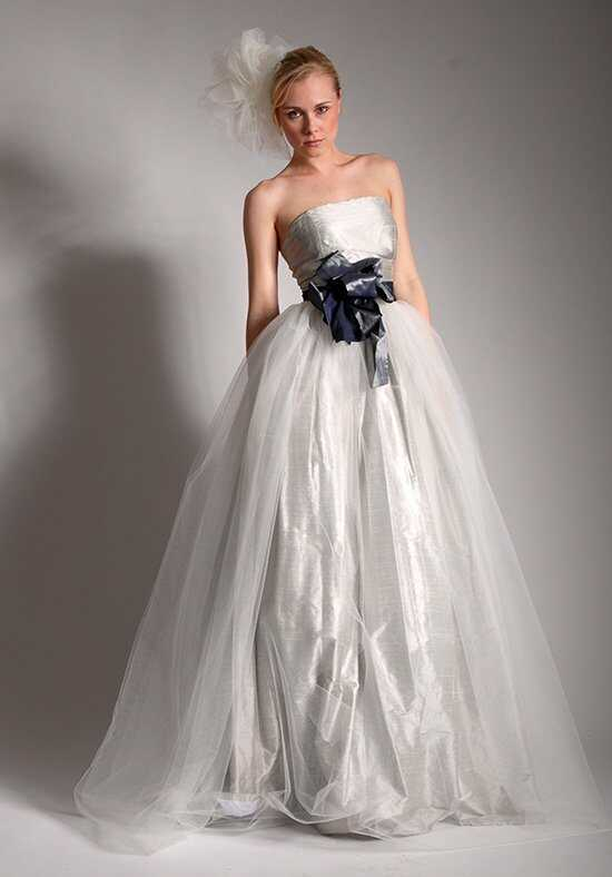 Elizabeth St. John Janine Ball Gown Wedding Dress
