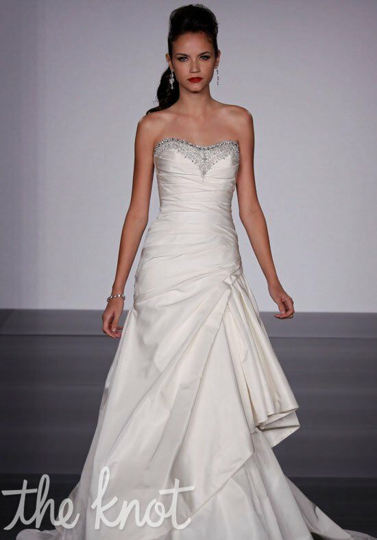Priscilla of Boston (Gowns) 4409 Wedding Dress - The Knot