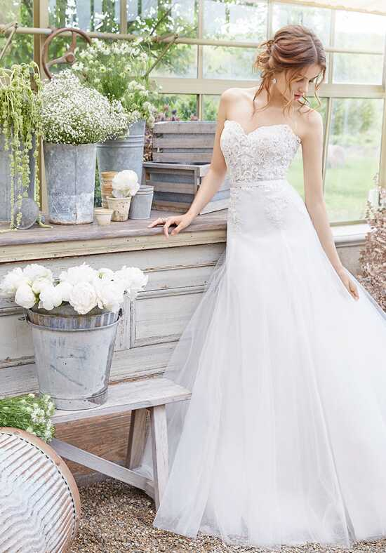 Tara Keely 2654 Mermaid Wedding Dress
