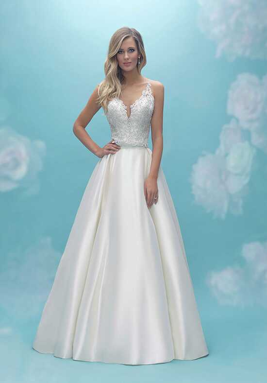 Allure Bridals A2029 Ball Gown Wedding Dress
