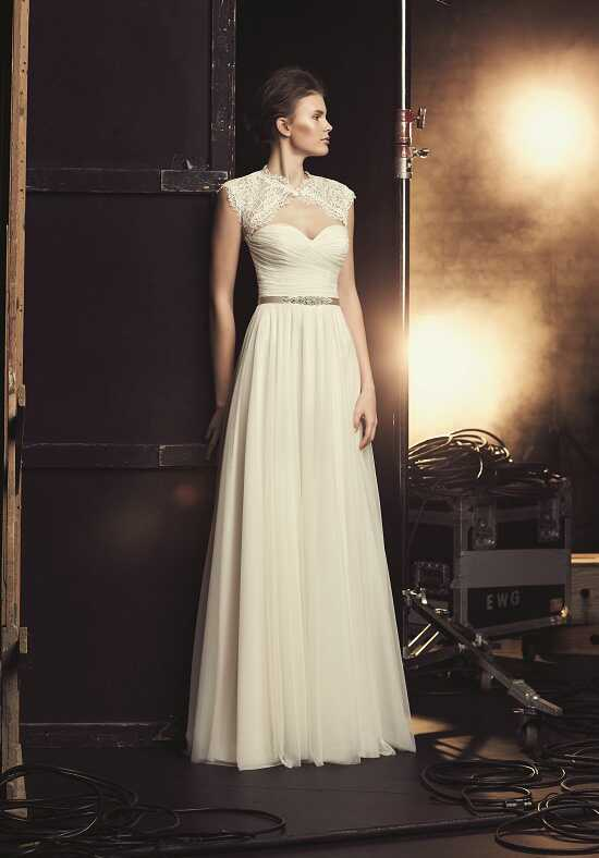 Mikaella 2091 A-Line Wedding Dress