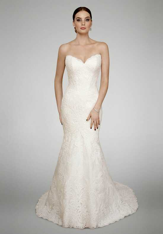 Matthew Christopher Brylee Mermaid Wedding Dress