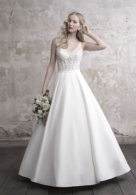 Madison James MJ458 Ball Gown Wedding Dress