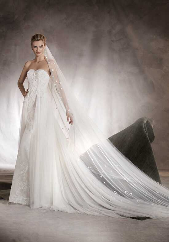 PRONOVIAS ARIZONA Mermaid Wedding Dress