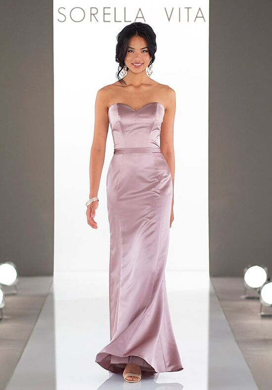 Sorella Vita 9166 Strapless Bridesmaid Dress