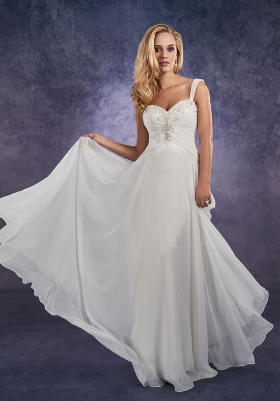 1 Wedding by Mary's Bridal 2651 A-Line Wedding Dress
