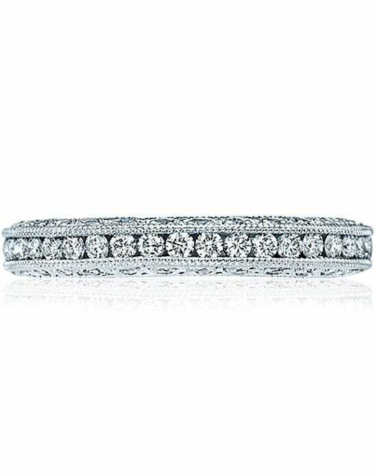Since1910 HT2326B White Gold Wedding Ring