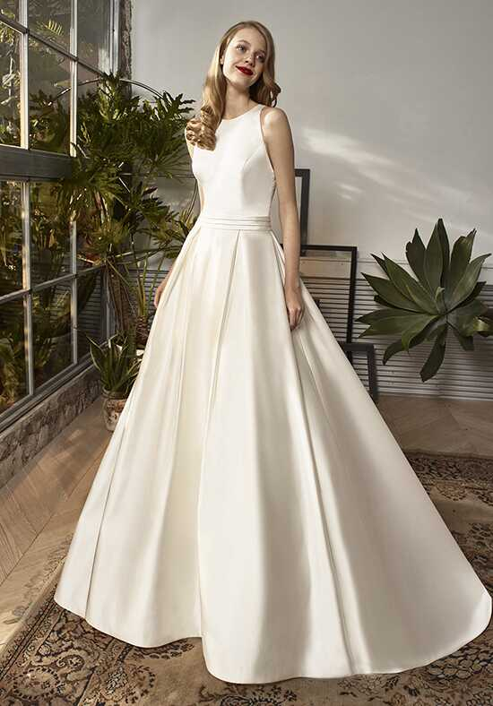 Beautiful BT18-25 A-Line Wedding Dress