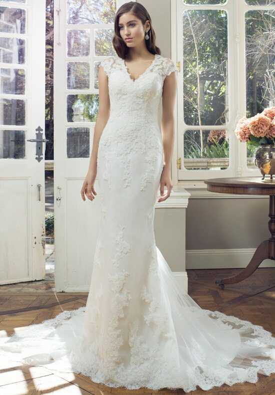 Mia Solano M1403Z A-Line Wedding Dress
