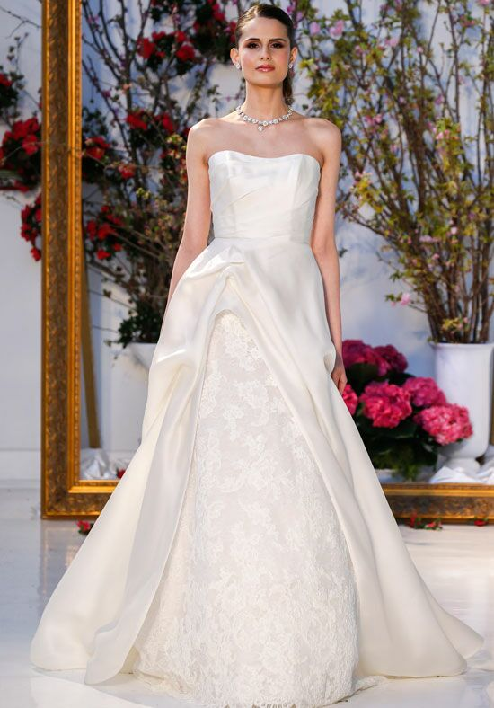 Anne Barge Magnolia Ball Gown Wedding Dress