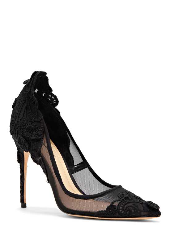 Imagine by Vince Camuto Ophelia_Black Wedding Shoes photo