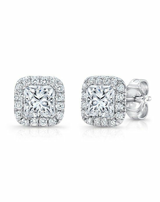 Uneek by Benjamin Javaheri LVE899W-4.5X4.5PR Wedding Earring photo
