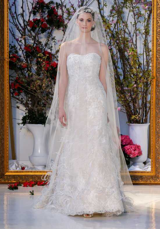 Anne Barge Aviary Mermaid Wedding Dress