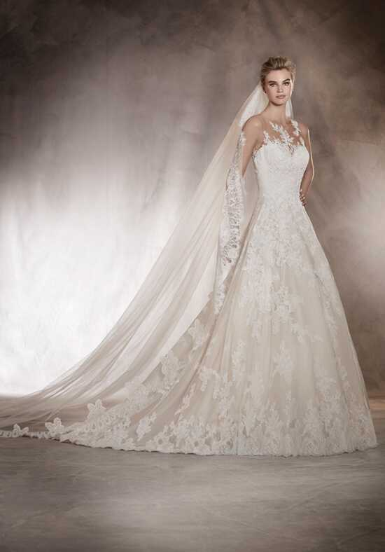 PRONOVIAS ANGELICA Wedding Dress photo
