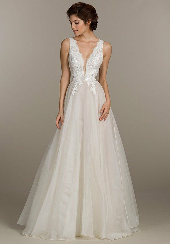 Tara Keely by Lazaro 2500 Ball Gown Wedding Dress