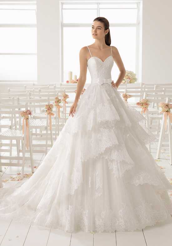 Aire Barcelona BARIS Ball Gown Wedding Dress