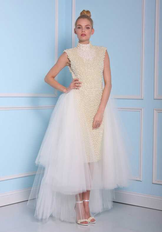 Christian Siriano for Kleinfeld BSS17-17025 Sheath Wedding Dress