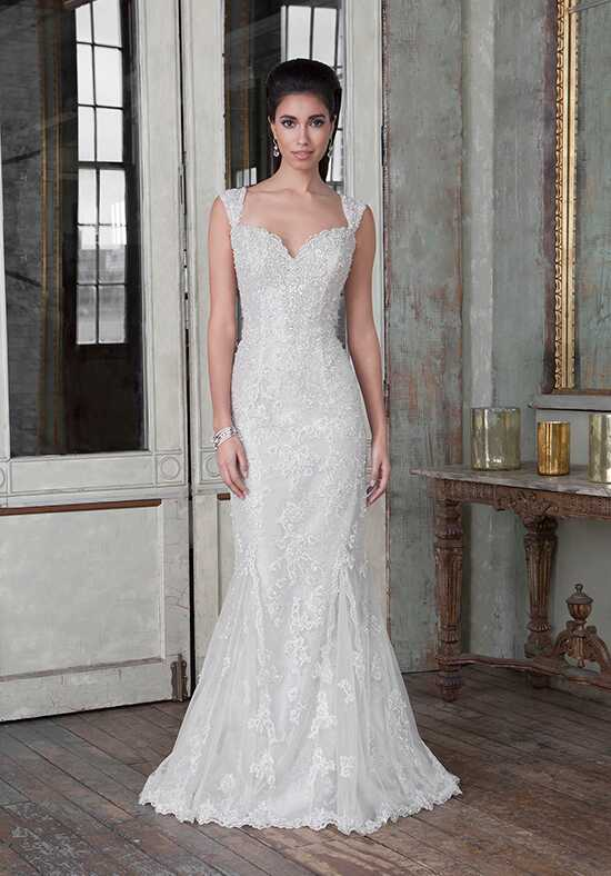 Justin Alexander Signature 9810 Sheath Wedding Dress
