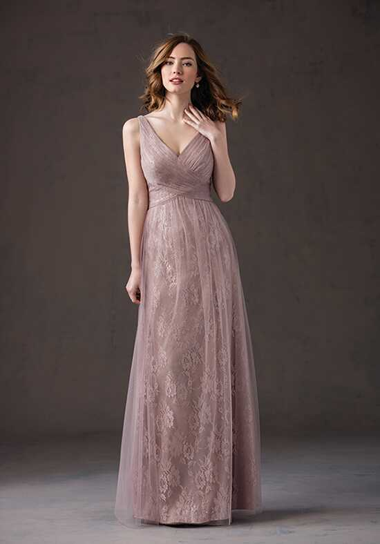 Belsoie L184066 V-Neck Bridesmaid Dress