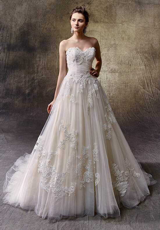 Enzoani Levina A-Line Wedding Dress
