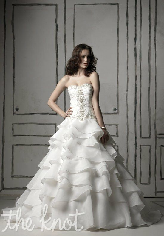 Justin Alexander 8486 Ball Gown Wedding Dress