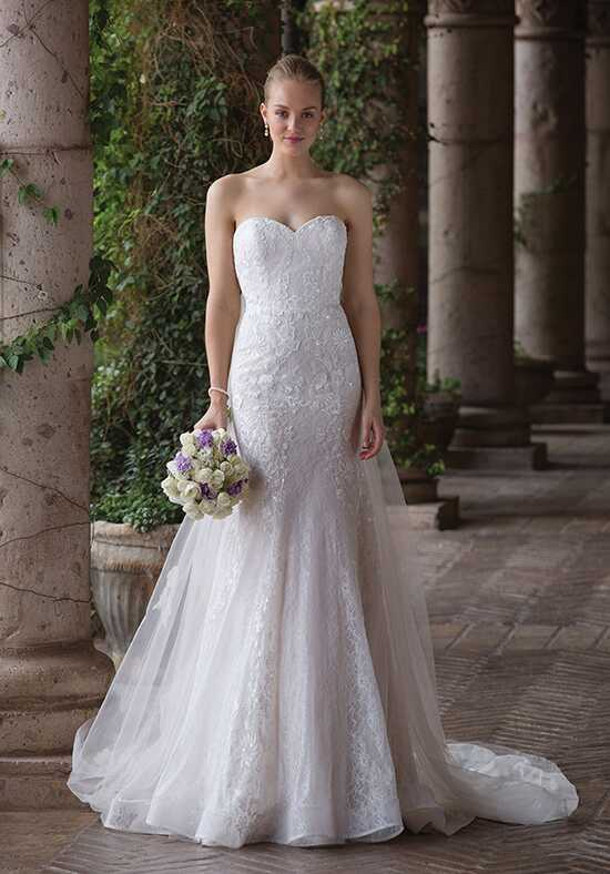 Sincerity Bridal 4020 Mermaid Wedding Dress