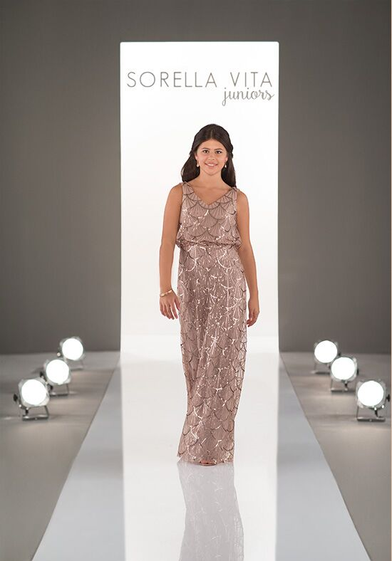 Sorella Vita J4020 Bridesmaid Dress