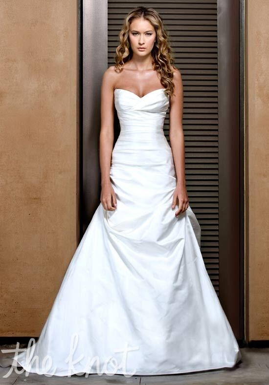 Jenny Lee 1102 Mermaid Wedding Dress