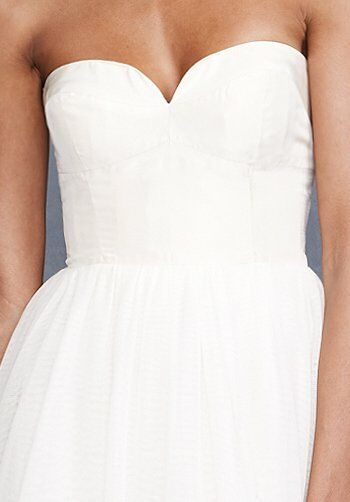 J. Crew Weddings & Parties Tulipe Bustier Gown A-Line Wedding Dress