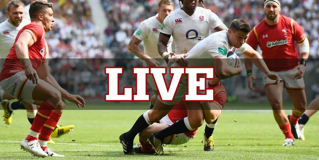 Image result for England vs Wales Rugby