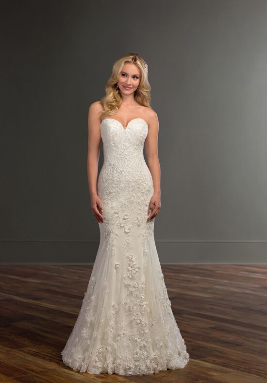 Martina Liana 978 Wedding Dress