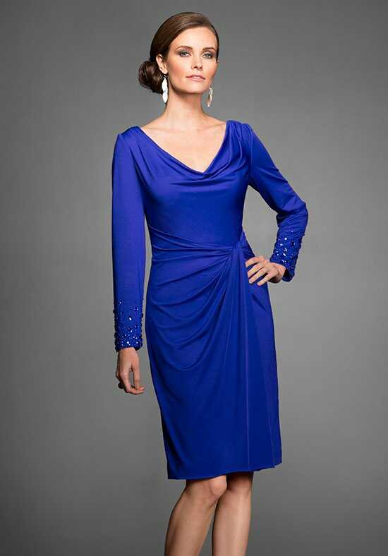 Jasmine Black Label M160058 Blue Mother Of The Bride Dress