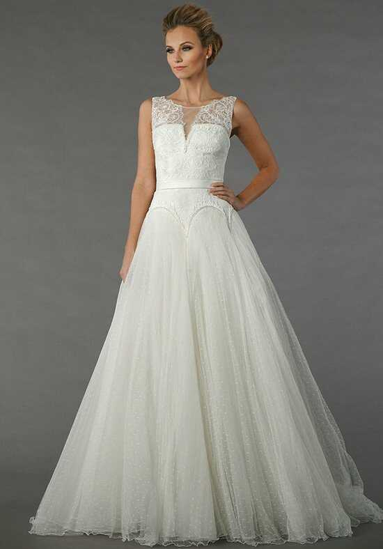 Tony Ward for Kleinfeld Bleuetta A-Line Wedding Dress