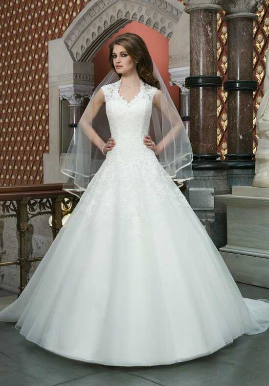 Justin Alexander 8720 Ball Gown Wedding Dress