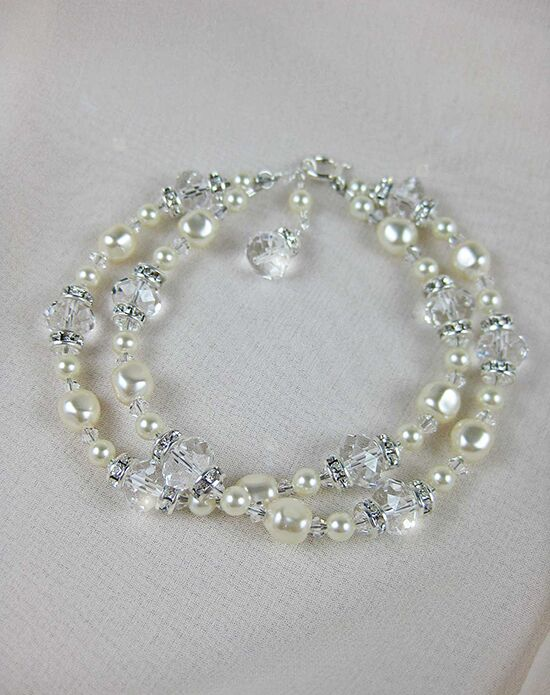Everything Angelic Ingrid 2 Strand Bracelet - b202 Wedding Bracelet photo