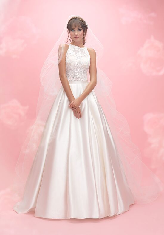 Allure Romance 3056 Ball Gown Wedding Dress