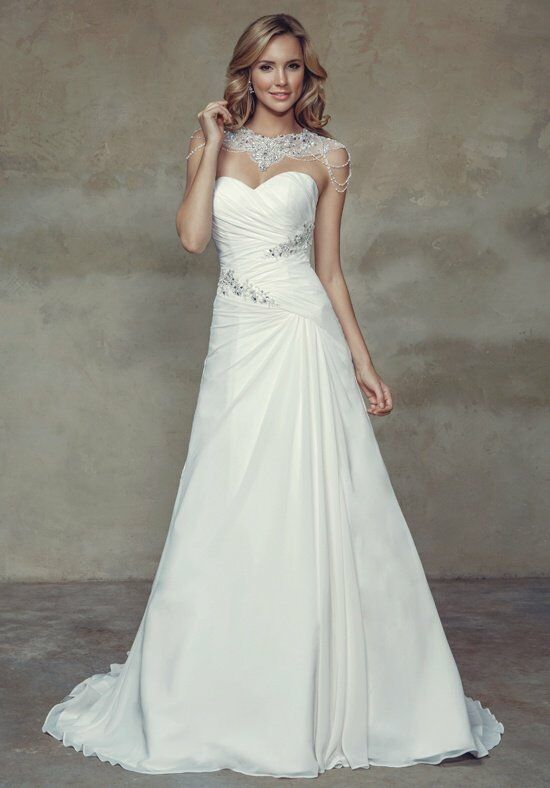 Mia Solano M1508L | Bliss Wedding Dress - The Knot