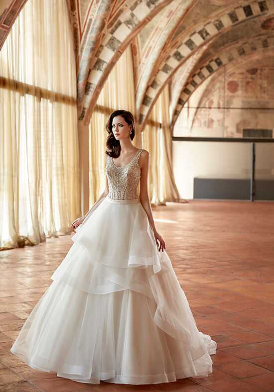 Eddy K CT166 Ball Gown Wedding Dress