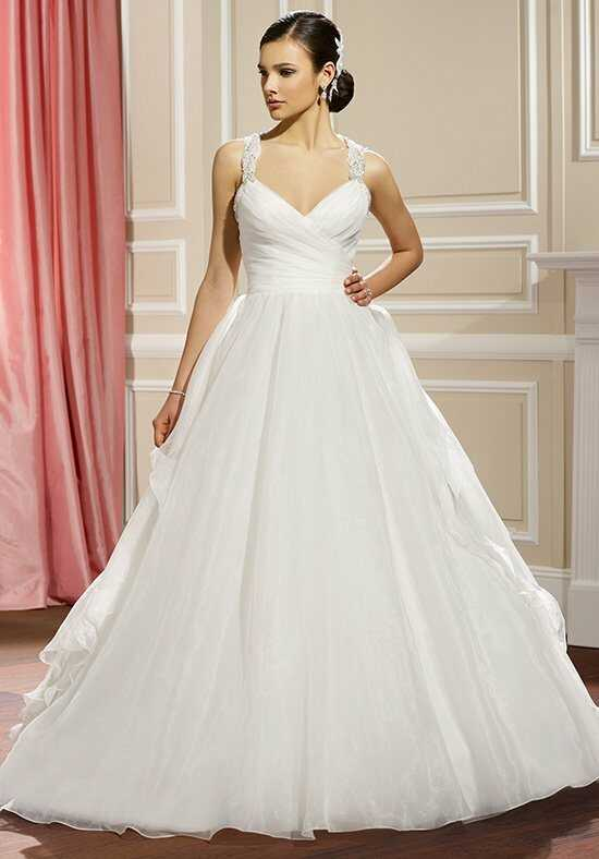 Moonlight Collection J6321 Wedding Dress photo