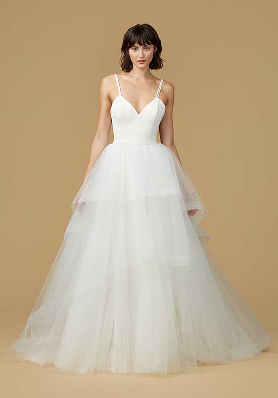 Nouvelle Amsale Mischa Ball Gown Wedding Dress