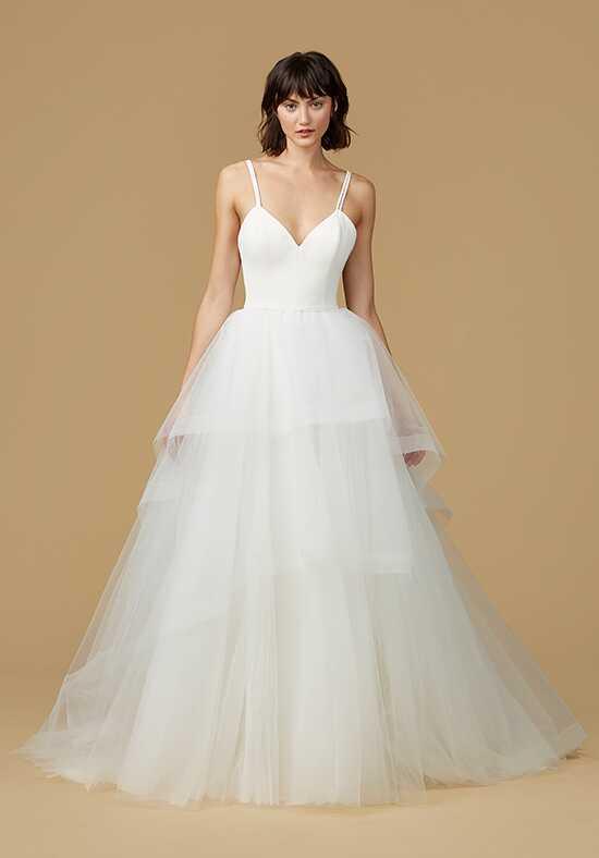 Floor length wedding dresses for Nouvelle amsale wedding dress