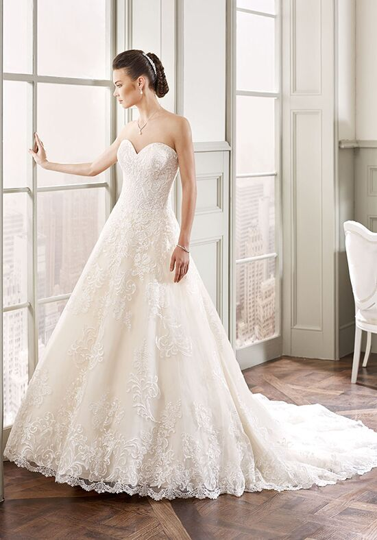 Eddy K MD 176 Ball Gown Wedding Dress